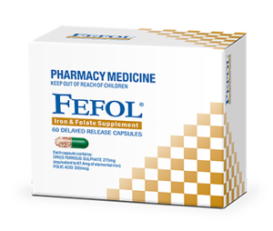 View Product - Fefol Capsules 60s