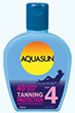 Aquasun SPF 4
