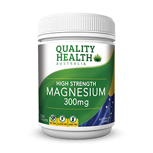 Quality Health High Strength Magnesium